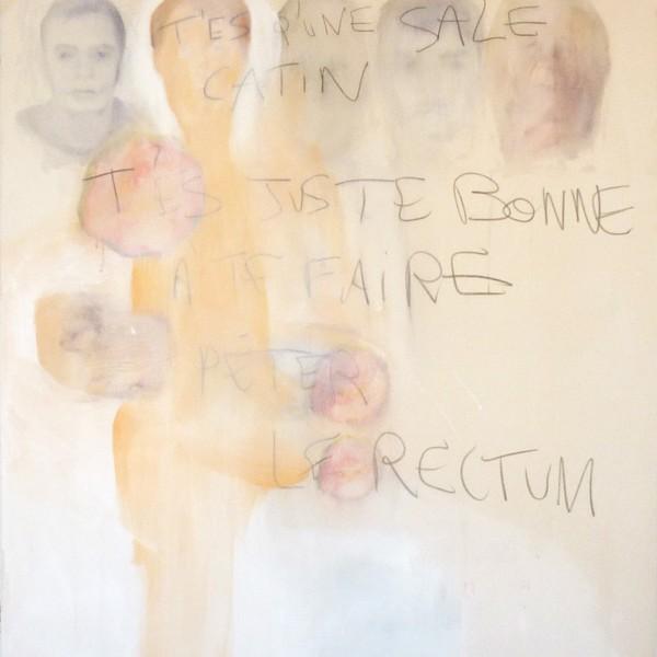 Breathing softly, 130 x 97 cm, 2014