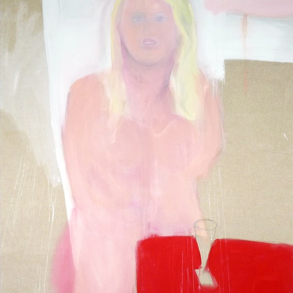 Faites attention à ne pas trop exagérer votre sens de l'humour,195 x 130 cm, 2014