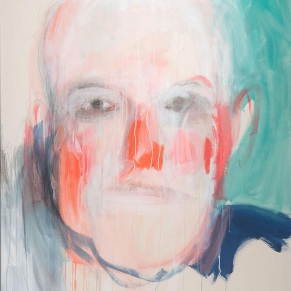 La fatigue d'être soi 3,162 x 100 cm, 2010