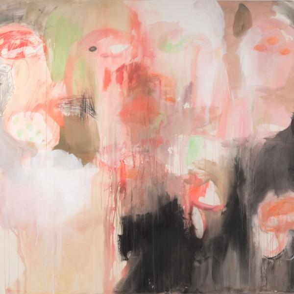 Le clown 2, 180 x 250 cm, 2010